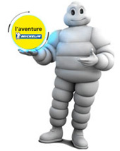 Puy de Dome Aventure Michelin