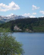 Auvergne et Volcan - Lac de Guery