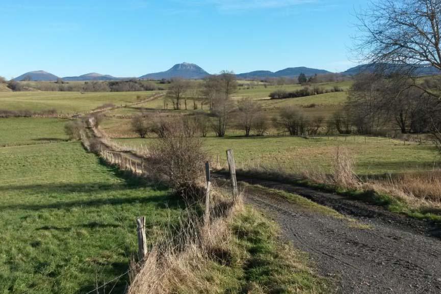 Randonnee en Auvergne et Chaine des Puys