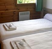 Escpace Volcan  Chambre en formule hoteliere