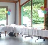 Escpace Volcan reception mariage buffet